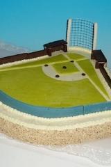 baseballové hřiště 2